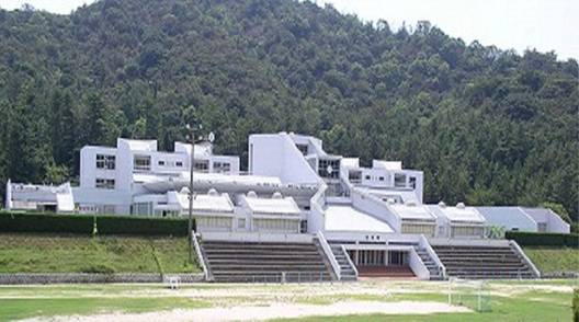 Japanese Primary School in Naoshima