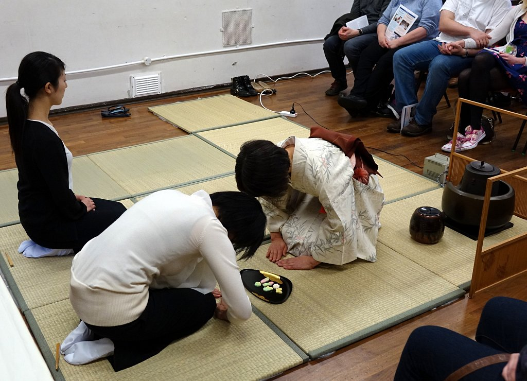 Tea Ceremony 2015